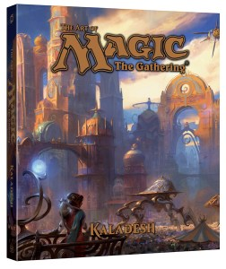 Art of Magic the Gathering: Kaladesh cover