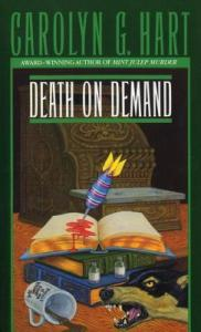 Cover for Death on Demand by Carolyn G Hart