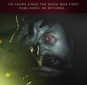 Dracula Staring Mark Gatis