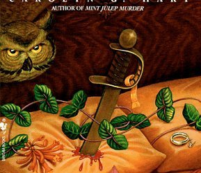 Cover for Honeymoon with Murder by Carolyn G. Hart
