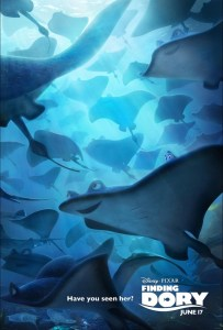 Finding Dory amidst Stingrays