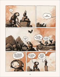 Bera the one headed troll page 3