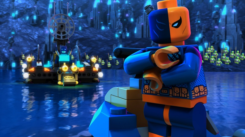 Deathstroke LEGO® DC Comics Super Heroes - Justice League: Gotham City Breakou
