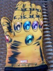 Loot Crate Infinity Gauntlet Oven Mitt Recall Instructions