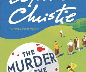 The Murder on the LInks by Agatha Christie one of the Three Grand Dames of mystery