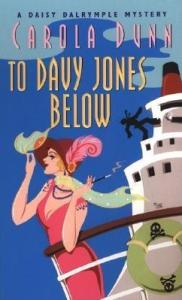 To Davy Jones Below a Daisy Dalrymple Book by Carola Dunn