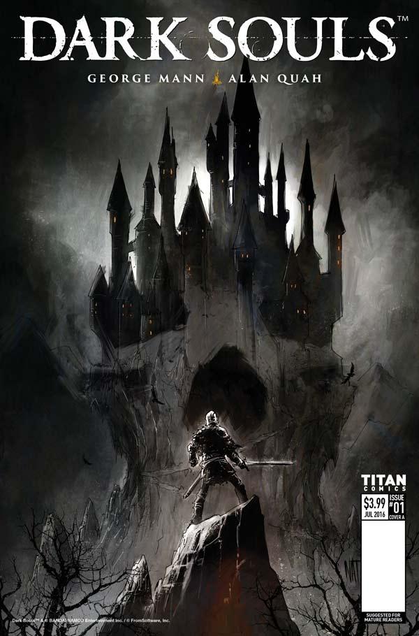 Dark Souls: Winter's Spite cover b by Nat Jones