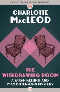 The Withdrawing Room by Charlotte MacLeod