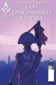 Titan Comics Announces Assassin's Creed Last Descendants - Locus #1