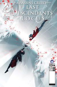 Locus #1 Cover D