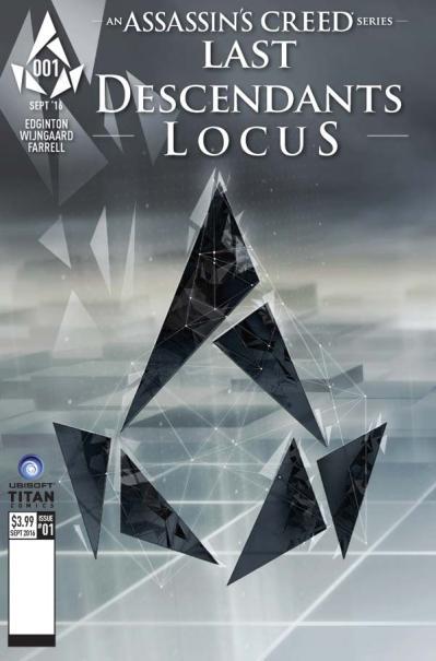 Locus #1 Cover E