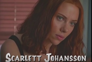 Scarlett Johanson in Avengers: Full House