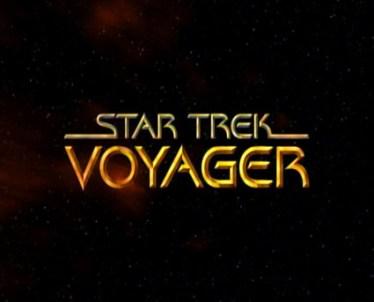 Star Trek Voyager Opening