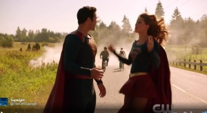Superman and Supergirl in this Supergirl Season 2 trailer