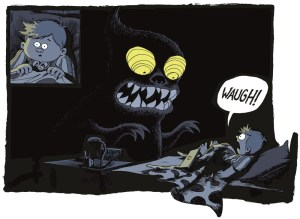 The Creepy Casefiles of Margo Maloo Monster