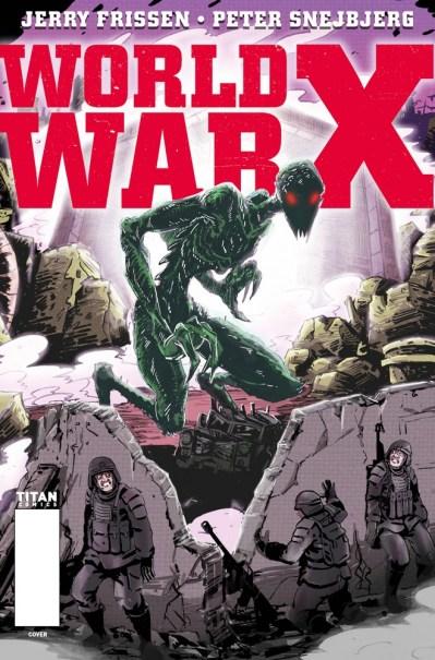 World War X #1 Cover D Norrie Millar
