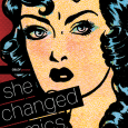 She Changed Comics Cover