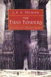 The Two Towers Alan Lee Cover