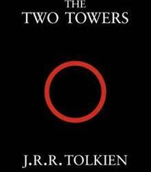 The Two Towers Black Cover