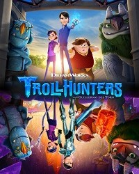 Trollhunters small poster