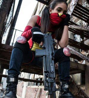 Spiderwoman MCG
