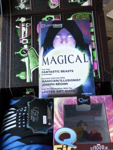 Magical LootCrate All Items