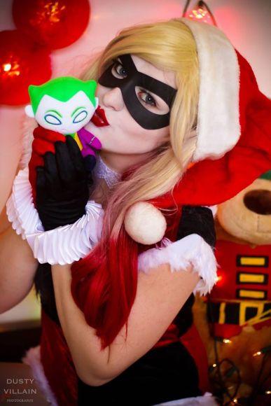 Cheerful Harley