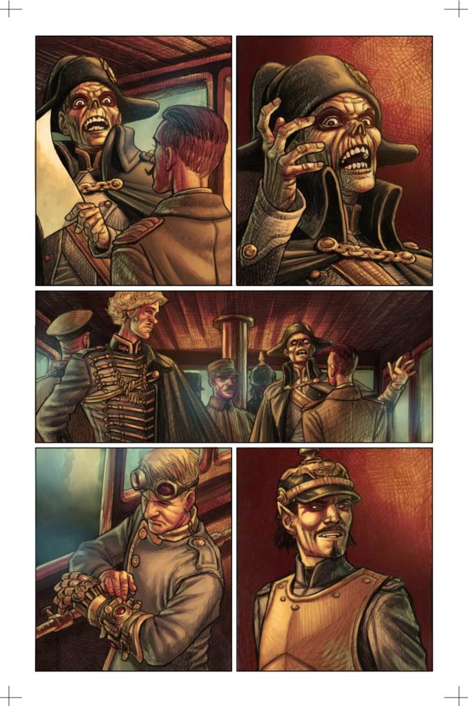 Ano Dracula #1 Preview p 2
