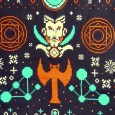 Doctor Strange Ugly sweater T-shirt from Lootwear November 2016