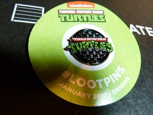 Teenage Mutant Ninja Turtles Pin