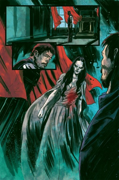 Penny Dreadful: The Awakening #1 Preview Page 2 (of 2)