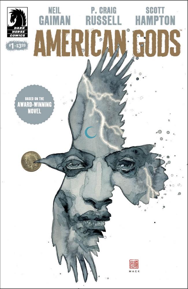 American Gods: Shadow #1 Mack Variant