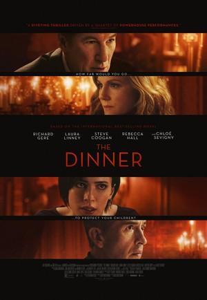 Poster for The Dinner