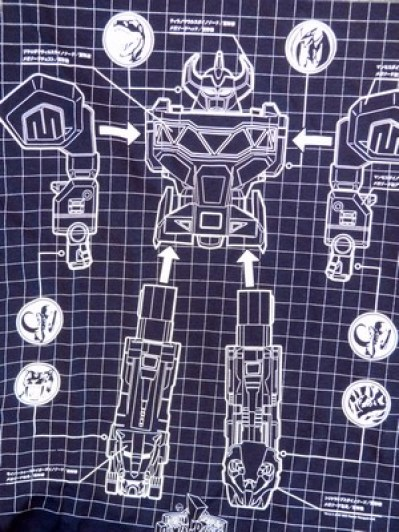 LootCrate March 2017 Megazoid Shirt