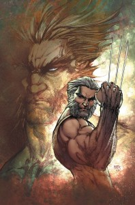 Wolverine #1 Michael Turner Cover C