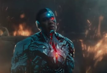 You Should Probably Move--Cyborg in the Justice League Trailer