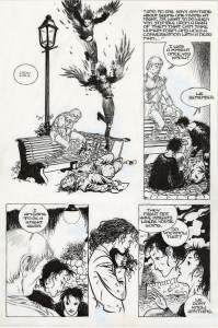 CHARLES VESS' THE BOOK OF BALLADS preview page 2 of 2