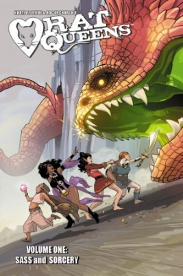 Rat Queens Volume 1