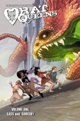 Rat Queens Volume 1