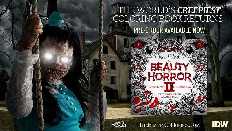 The Beauty of Horror 2: Ghouliana's Creepatorium
