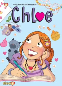 Chloe cover from Charmz line