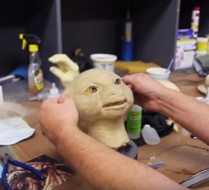 Dark Crystal: Age of Resistance Creagure in Progress