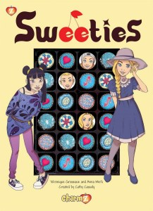 Sweeties preview page