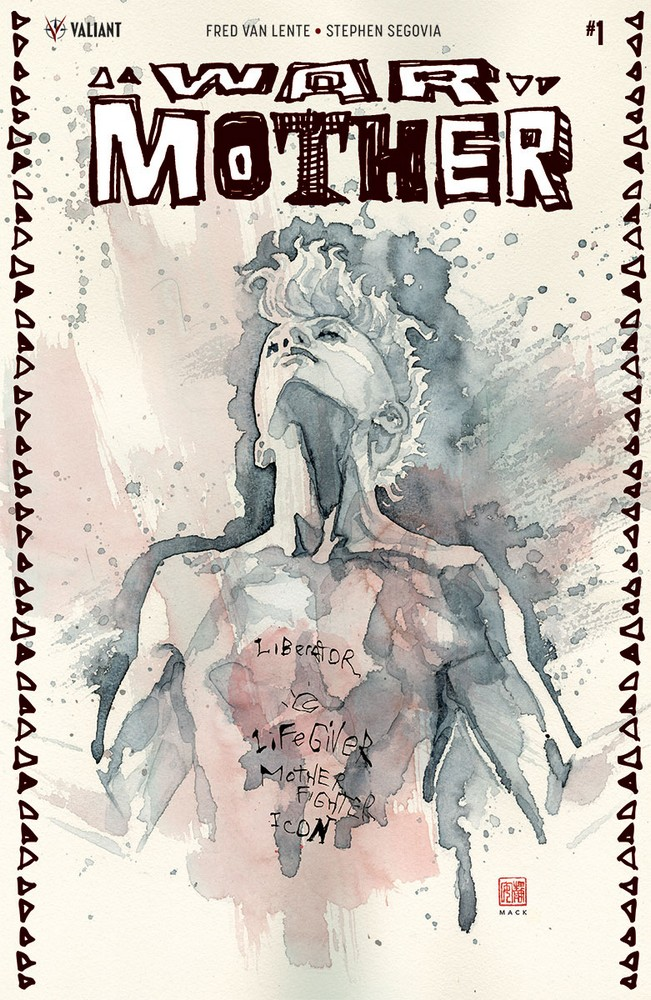 War Mother #1 Cover A