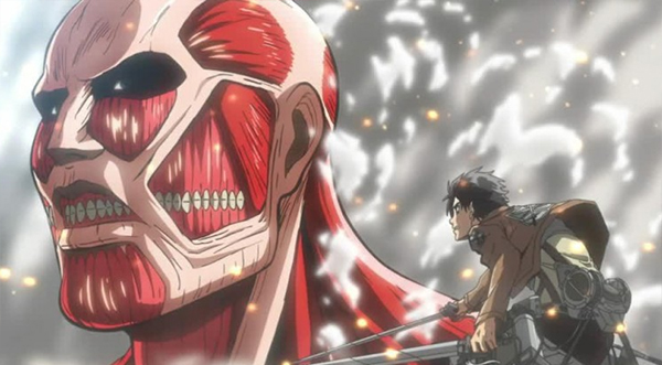 This Is A Specially Structured 2 Part Quest Game Based On The Series Attack Titan During Years Anime Expo