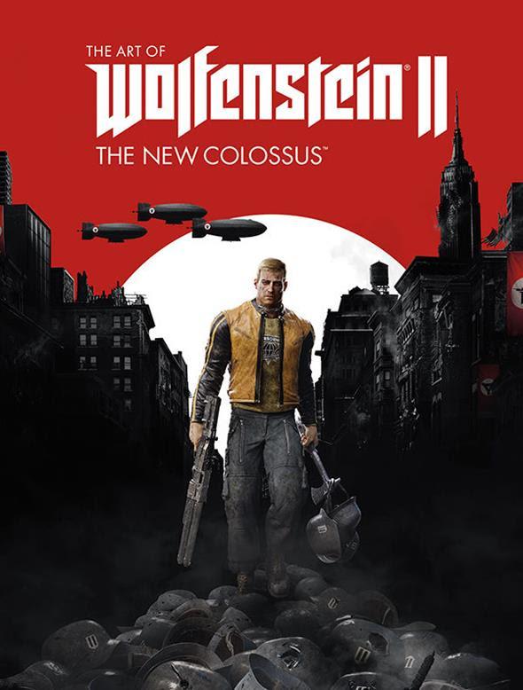 November 21st (Art of Wolfenstein II)