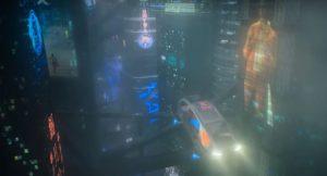 Altered Carbon looks very like Blade Runner