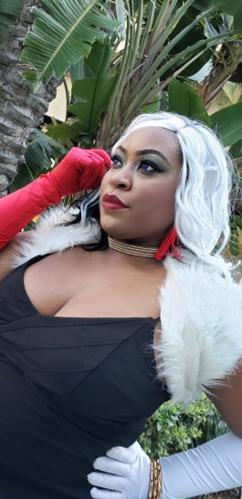 Cruella De Vil by Ascheley Does Cosplay