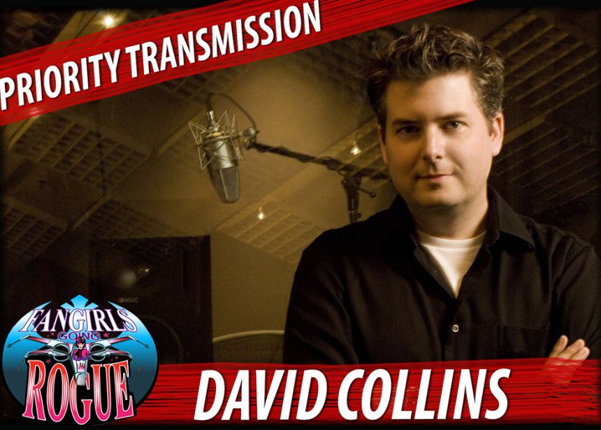 Priority Transmission #2: David Collins