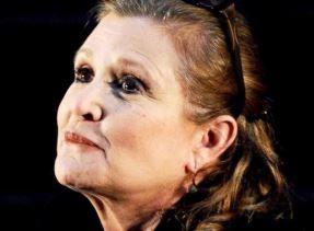 Skywalking Memories of Carrie Fisher